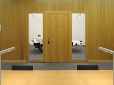 T30-1 Type I - 68 mm & Smoke Protection Doors | Lindner Group