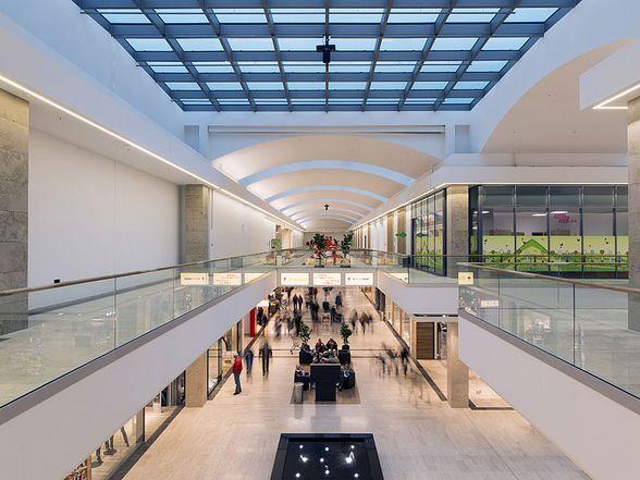CITTI Park Flensburg - Erweiterung Mall | Lindner Group
