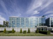 Extension of Hilton Munich Airport