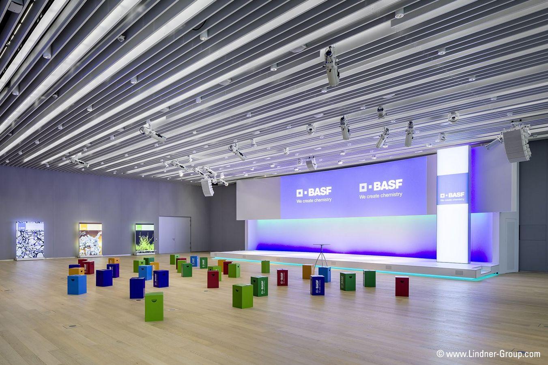 New Construction BASF D105   Lindner Group