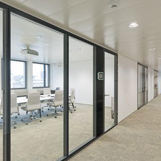 Partition Systems Glass Lindner Group
