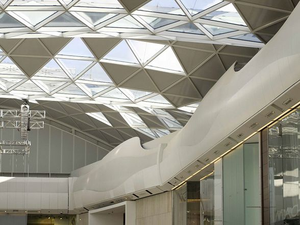 Westfield White City Shopping Centre Lindner Group
