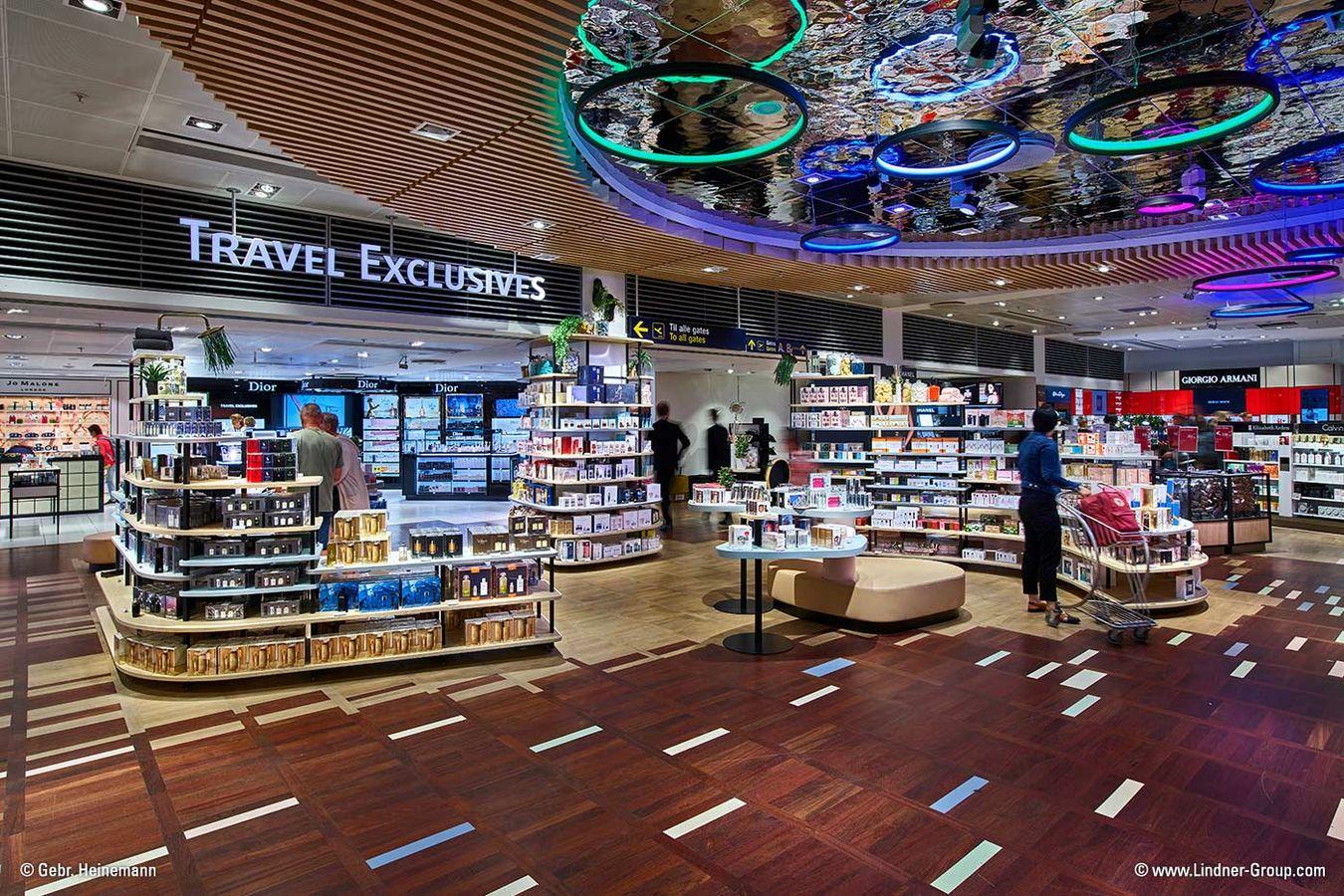 Tax Free Heinemann Shop Copenhagen Airport Lindner Group