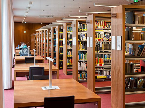 Goethe Universität Bibliothek