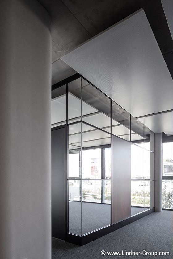 Cool Industrial Design For The Office Lindner Group