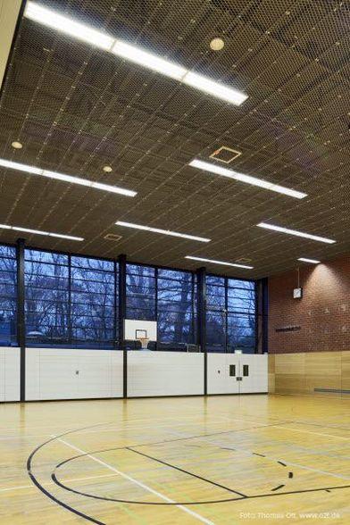 Sporthalle Darmstadt