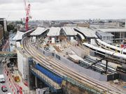 Redevelopment of London Bridge Station