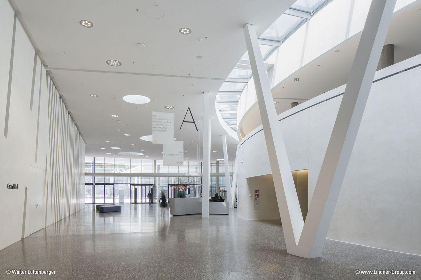 Erste Campus Lindner Group