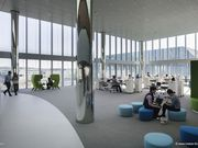Merck Innovation Center & Mitarbeiterrestaurant