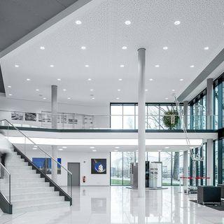 Ceilings | Lindner Group