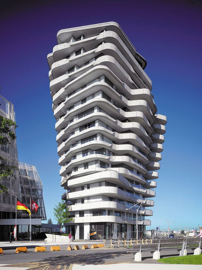 Marco Polo Tower | Lindner Group