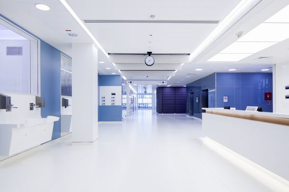 Hamad General Hospital Operating Theatre Expansion