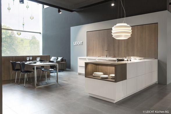 leicht k chen lindner group. Black Bedroom Furniture Sets. Home Design Ideas