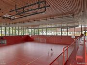 Sports Hall Postbauer-Heng