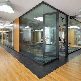 Expanded Metal Ceilings | Lindner Group