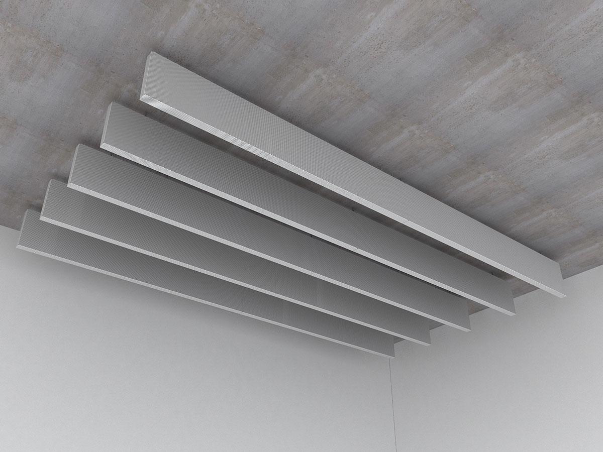 Baffle Ceilings Lindner Group Lmd L 607