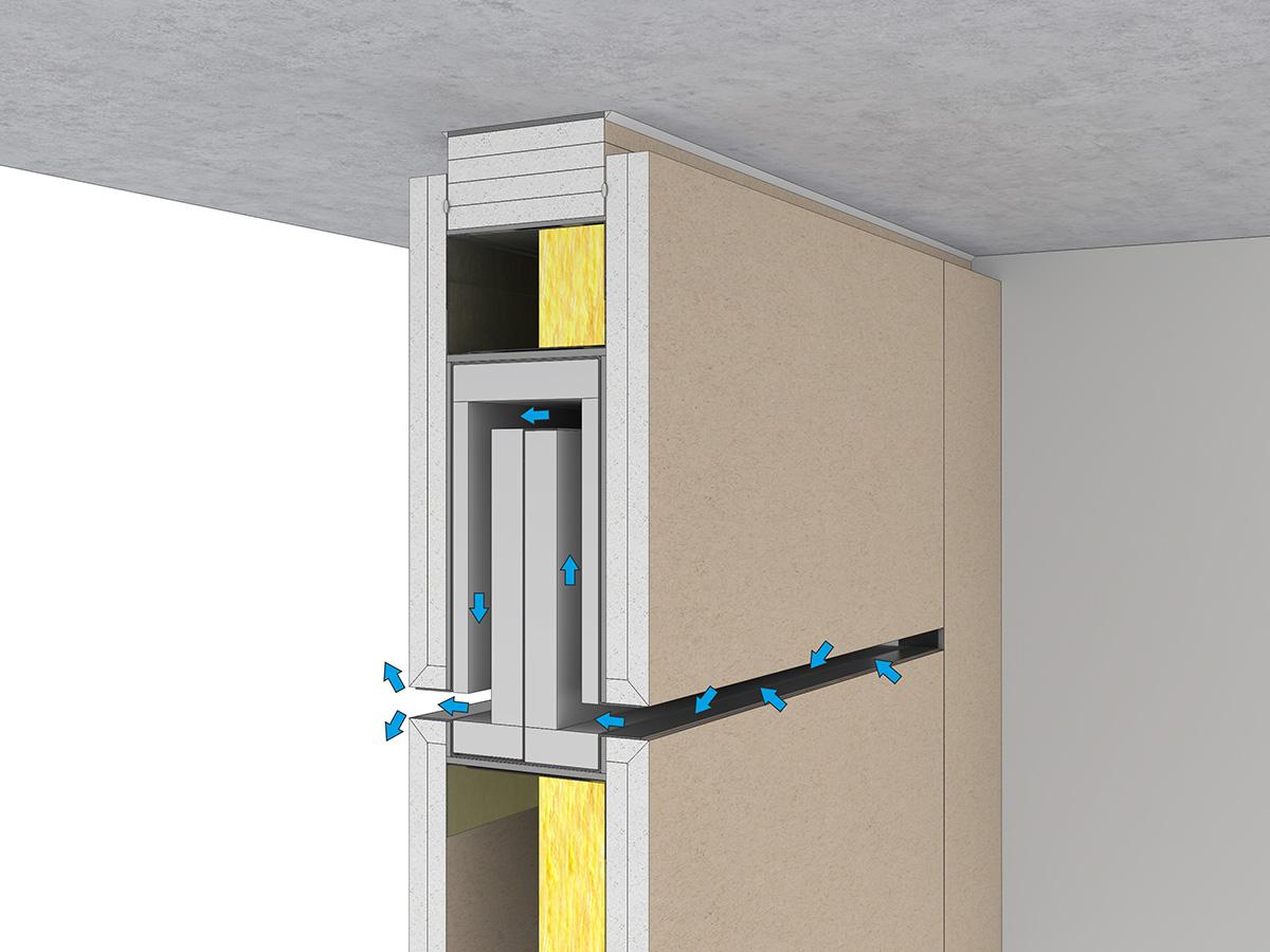 trockenbauwand bauen swalif. Black Bedroom Furniture Sets. Home Design Ideas