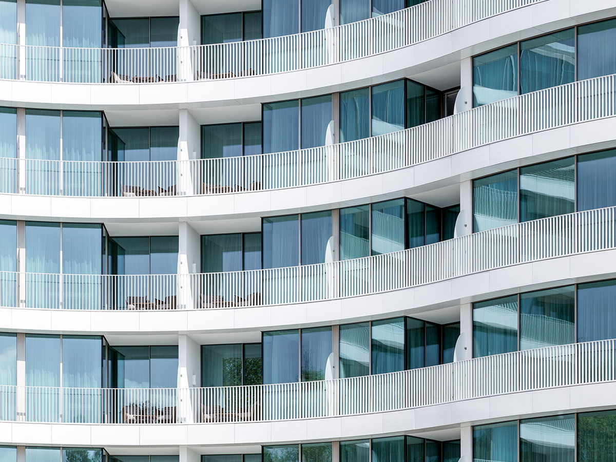 Balconies Balustrades And Openings Lindner Group