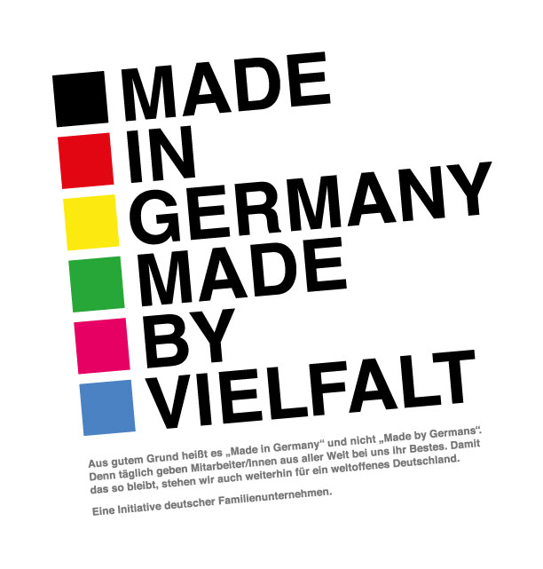 Made in Germany – Made by Diversity: An initiative of German Family
