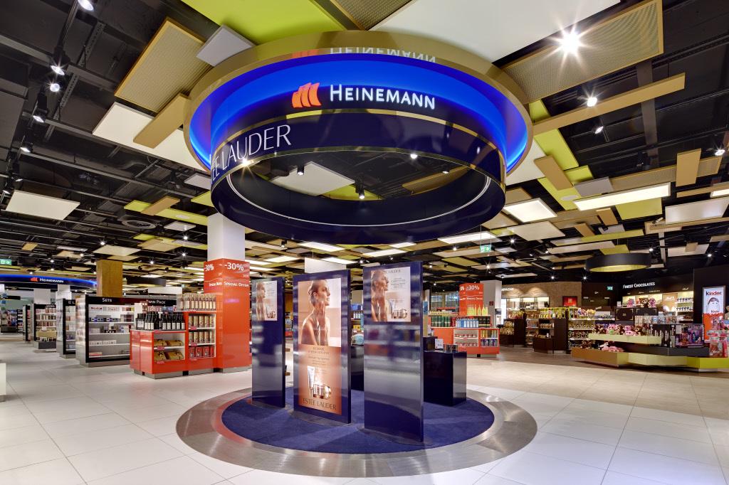 Heinemann Shop Vienna Airport Lindner Group