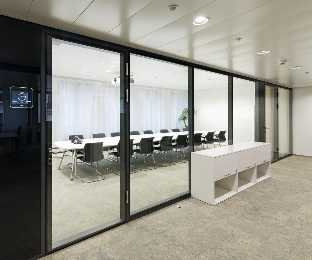 bank coop headquarters lindner group. Black Bedroom Furniture Sets. Home Design Ideas