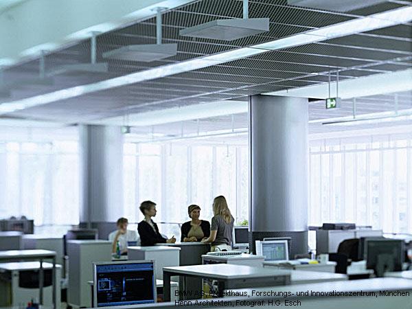 Bmw Forschungs Und Innovationszentrum Fiz Lindner Group