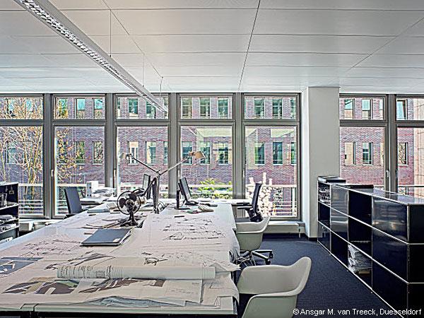 Architekten Düsseldorf rkw architekten lindner