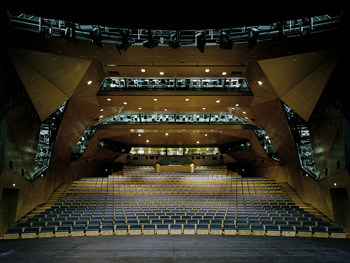 Schauspielhaus Im Staatstheater Stuttgart