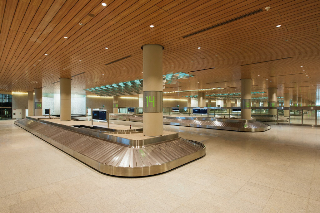 Mumbai Airport T2 Lindner Group
