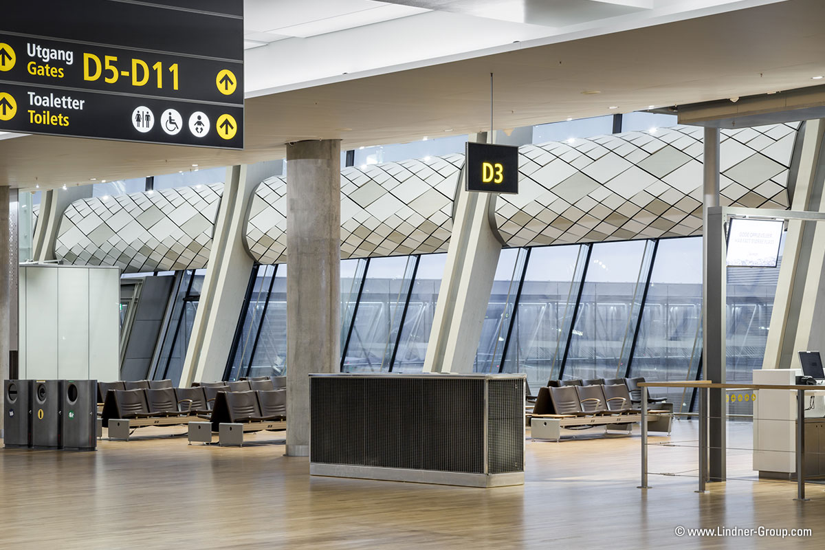 Terminal 2 Oslo Airport & Terminal 2 Oslo Airport | Lindner Group