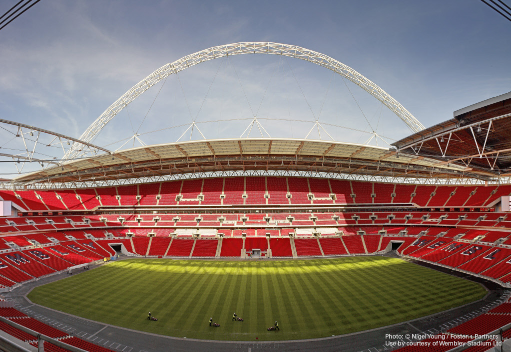 the wembley national stadium The fa contributed more than 75% of the money, almost £600m, and took ownership of wembley after the decision was taken for it not to be a national stadium incorporating a running track.