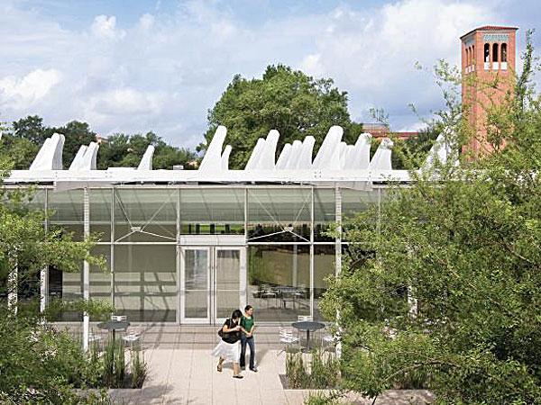 Pavillon at Rice Universität   Lindner Group