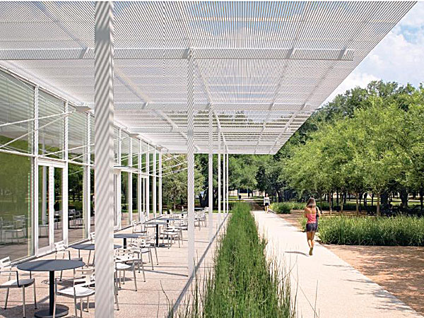 Pavillon at Rice University | Lindner Group