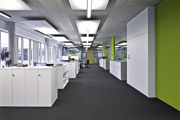 Moderne bürogestaltung  Moderner Auftritt bei Kessler + Co | Lindner Group