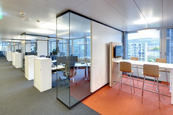 Moderne bürokonzepte  ORGATEC – Lindner zeigt Akustiklösungen für moderne Arbeitswelten ...